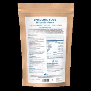 comprar spirulina blue, un superalimento con beneficios y propiedades para una vida saludable y una alimentación equilibrada