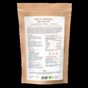 comprar maca andina en polvo, un superalimento con beneficios y propiedades para una vida saludable y una alimentación equilibrada
