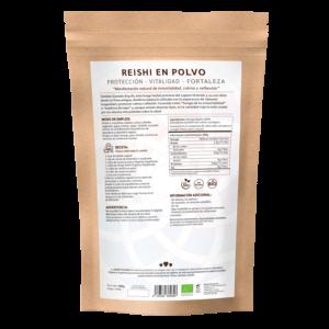 comprar reishi en polvo, un superalimento con beneficios y propiedades para una vida saludable y una alimentación equilibrada