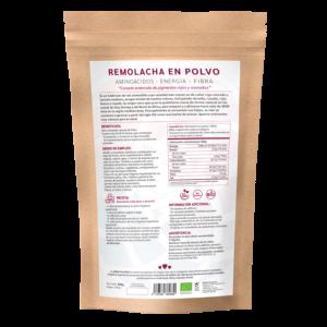 comprar remolacha en polvo, un superalimento con beneficios y propiedades para una vida saludable y una alimentación equilibrada