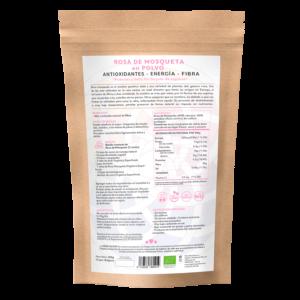 comprar rosa de mosqueta en polvo, un superalimento con beneficios y propiedades para una vida saludable y una alimentación equilibrada