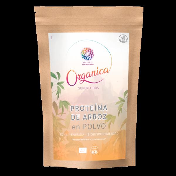 comprar proteína de arroz en polvo, un superalimento para una vida saludable y una alimentación equilibrada